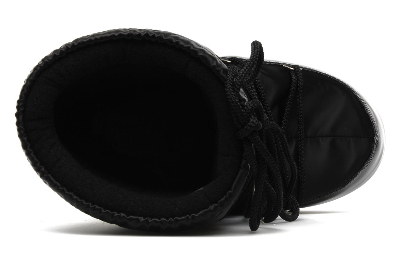 Chaussures de sport Moon Boot Glance Noir vue gauche
