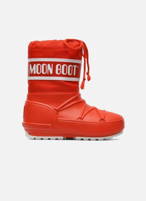 Scarpe sportive Moon Boot Moon Boot Pod Jr Rosso immagine posteriore