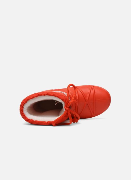 Scarpe sportive Moon Boot Moon Boot Pod Jr Rosso immagine sinistra