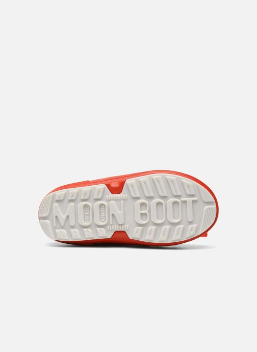 Scarpe sportive Moon Boot Moon Boot Pod Jr Rosso immagine dall'alto