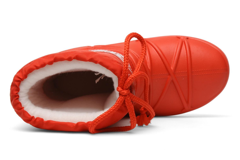 Chaussures de sport Moon Boot Moon Boot Pod Jr Rouge vue gauche