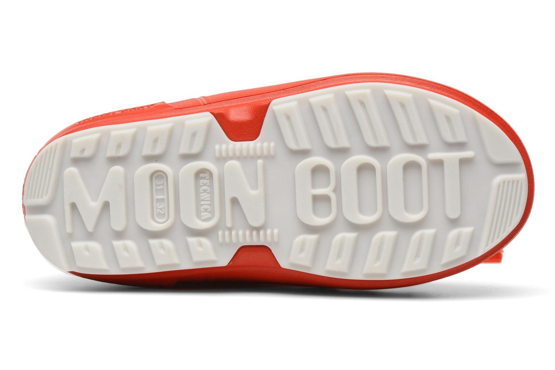 Chaussures de sport Moon Boot Moon Boot Pod Jr Rouge vue haut