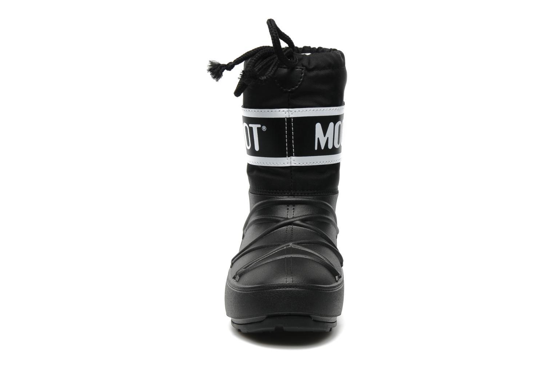 Chaussures de sport Moon Boot Moon Boot Pod Jr Noir vue portées chaussures