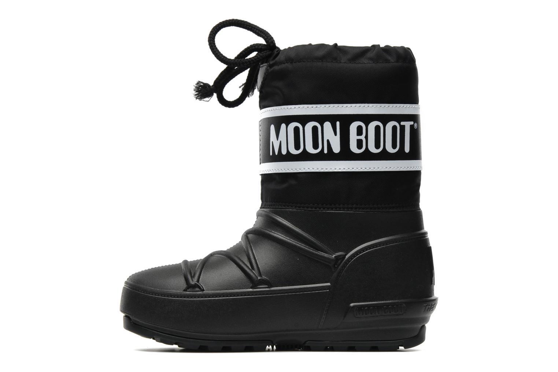 Chaussures de sport Moon Boot Moon Boot Pod Jr Noir vue face