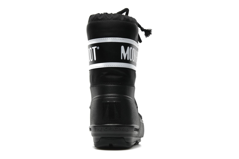 Chaussures de sport Moon Boot Moon Boot Pod Jr Noir vue droite