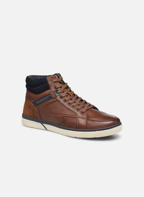 Chaussures à lacets Redskins Zouk Marron vue détail/paire