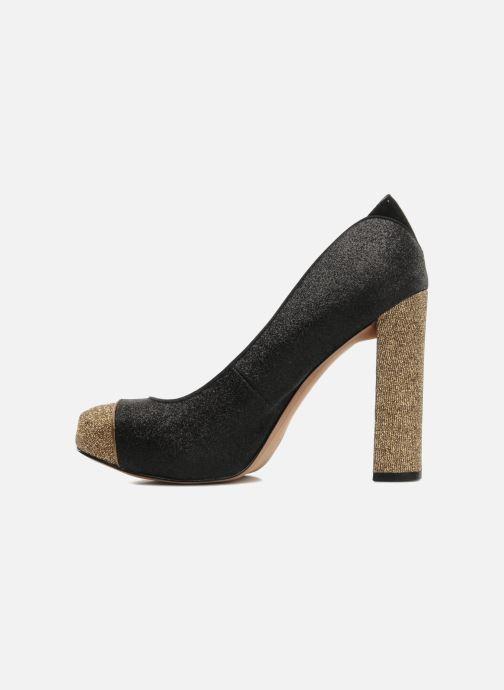 Zapatos de tacón Sam Edelman FRANCES Negro vista de frente