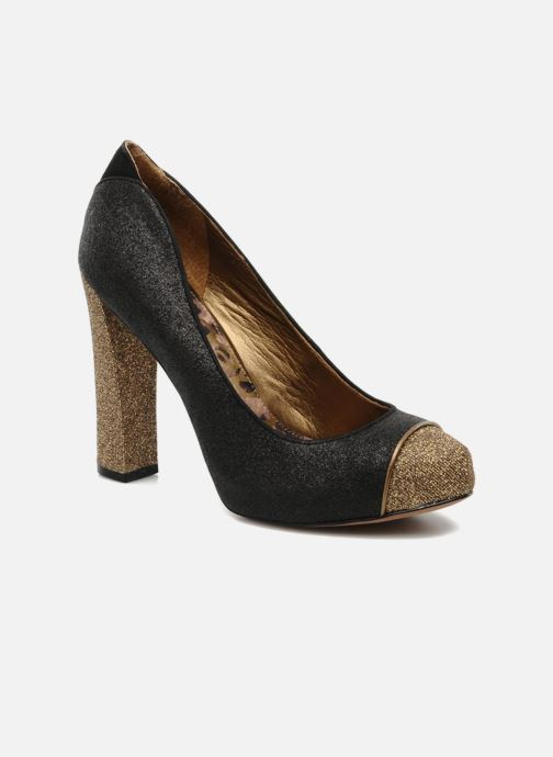 Zapatos de tacón Sam Edelman FRANCES Negro vista de detalle / par