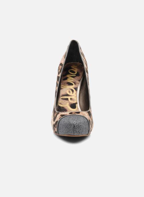 Escarpins Sam Edelman FRANCES Multicolore vue portées chaussures