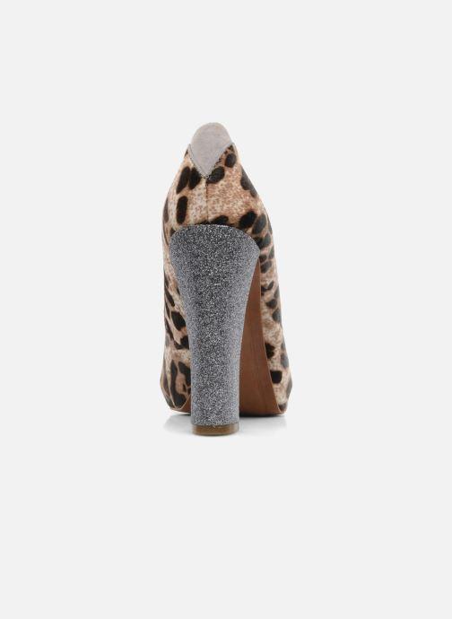 Zapatos de tacón Sam Edelman FRANCES Multicolor vista lateral derecha