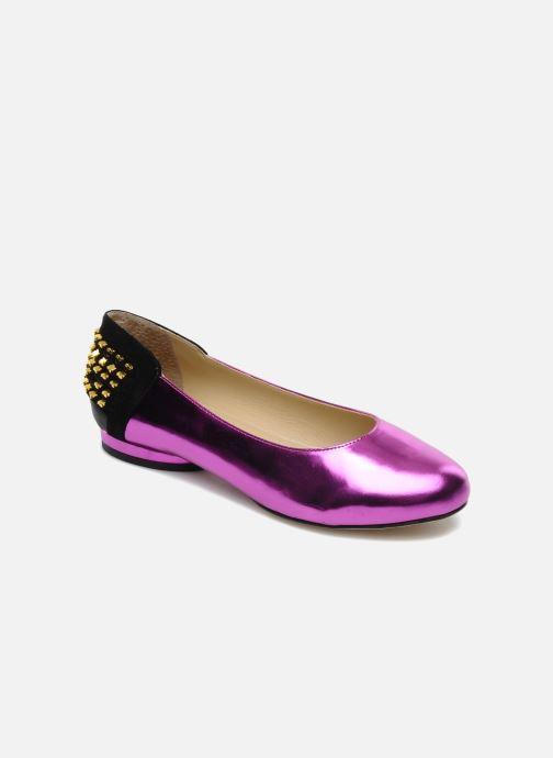 dcb76e07e0aa Kat Maconie CECILIA (Purple) - Ballet pumps chez Sarenza (108172)
