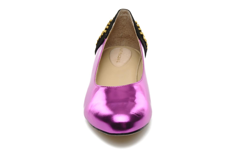 Ballet pumps Kat Maconie CECILIA Purple model view