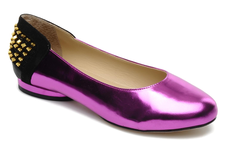 Ballet pumps Kat Maconie CECILIA Purple detailed view/ Pair view