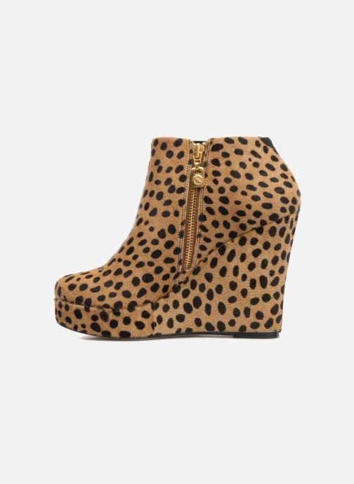 Black Suede Ruby Maconie leopard Kat 1TFclKJ