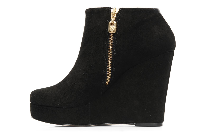 Bottines et boots Kat Maconie RUBY Noir vue face