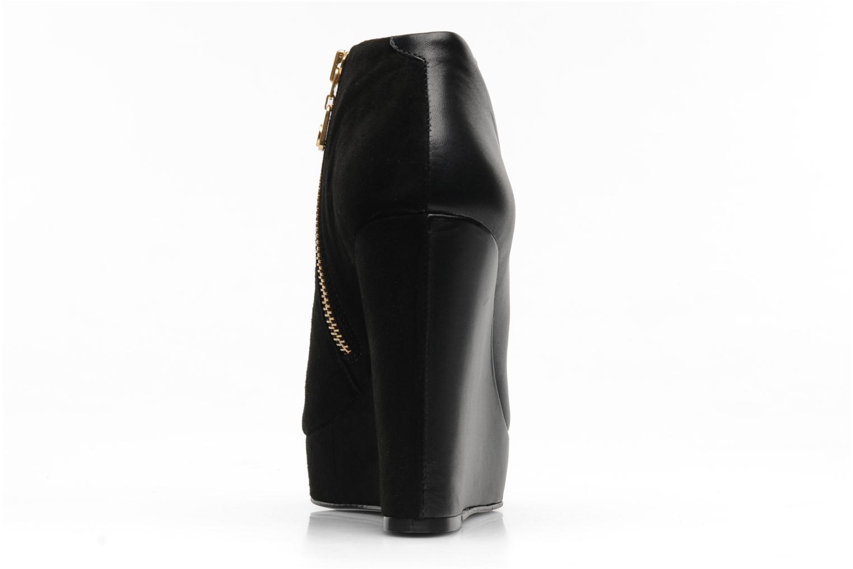 Bottines et boots Kat Maconie RUBY Noir vue droite