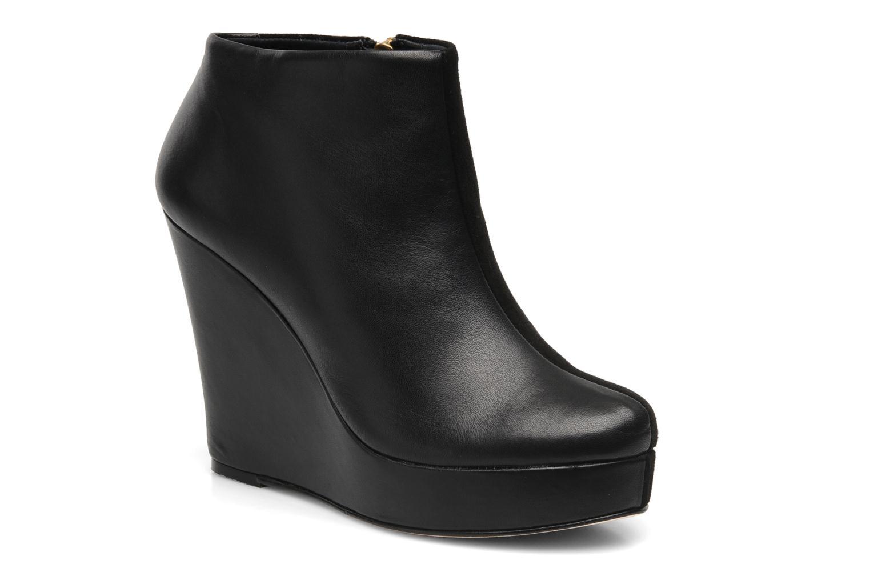 Bottines et boots Kat Maconie RUBY Noir vue détail/paire