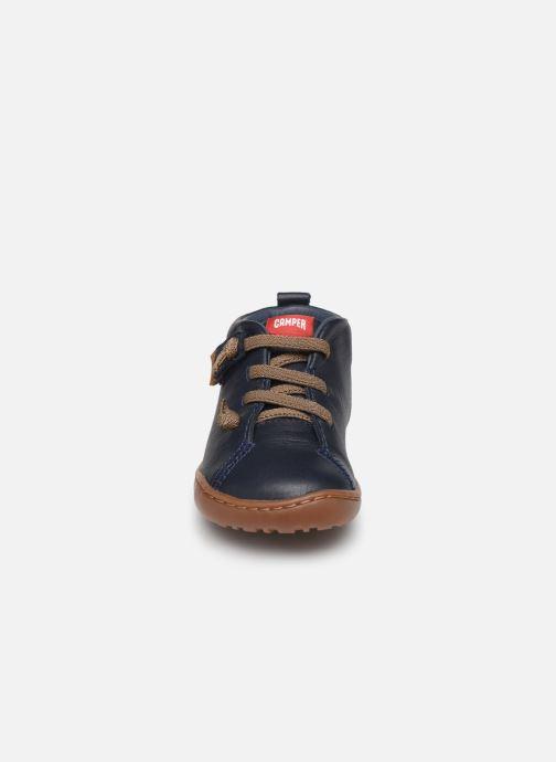 Baskets Camper Peu Cami 80153 Bleu vue portées chaussures
