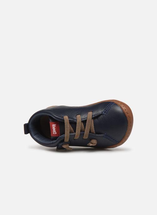 Sneakers Camper Peu Cami 80153 Blauw links