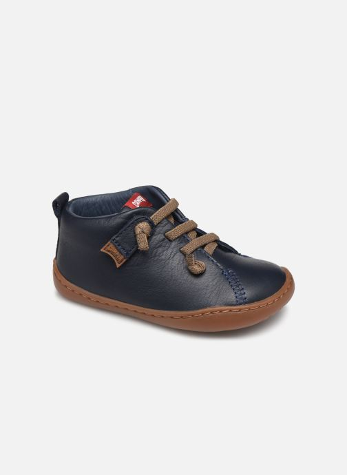 Sneakers Camper Peu Cami 80153 Blauw detail
