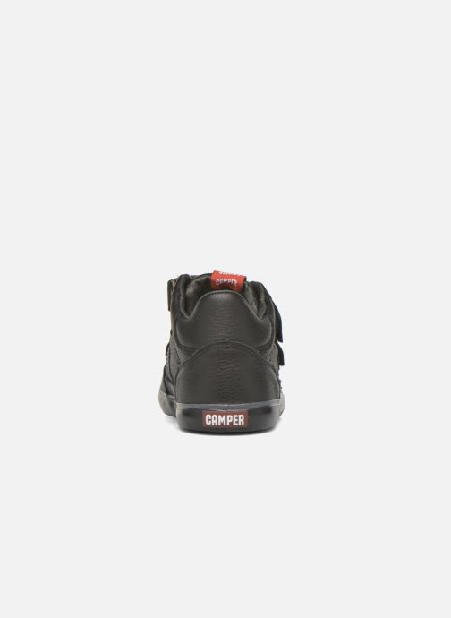 Trainers Camper Pelotas Persil 90193 Black view from the right