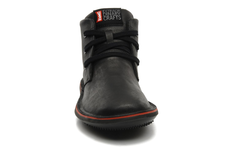 Chaussures à lacets Camper Beetle 36530 Noir vue portées chaussures