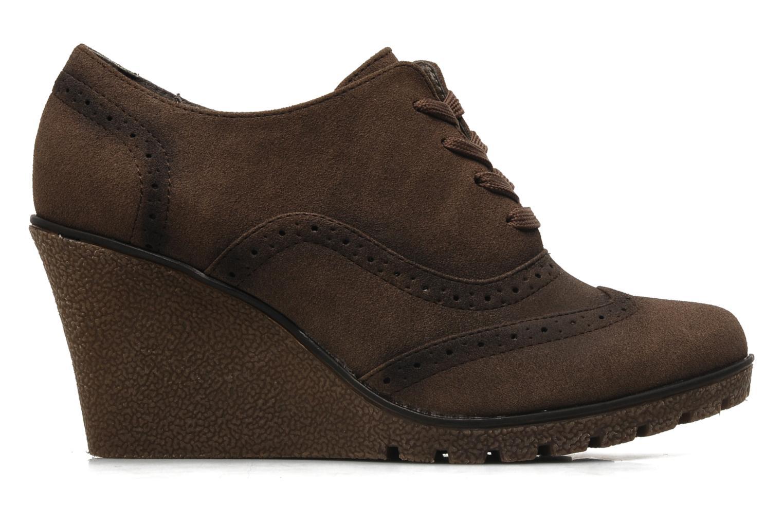 Chaussures à lacets I Love Shoes Sugolf Marron vue derrière