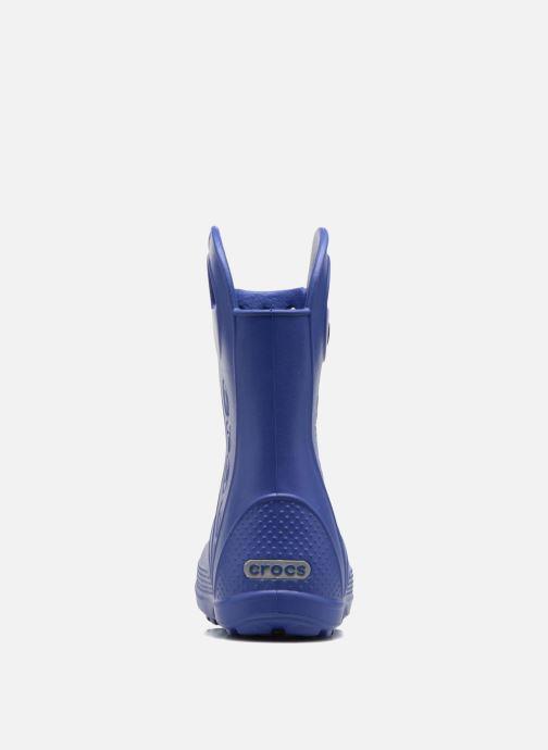 Laarzen Crocs Handle it Rain Boot kids Blauw rechts