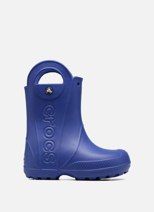 Botas Crocs Handle it Rain Boot kids Azul vistra trasera