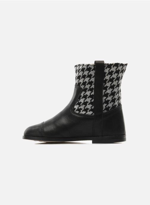 Ankle boots Petite Maloles PETITE SABINE Black front view