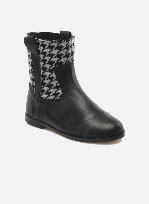 Ankle boots Petite Maloles PETITE SABINE Black detailed view/ Pair view