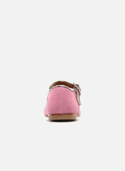 Ballet pumps Petite Maloles PETITE BORALIE Pink view from the right