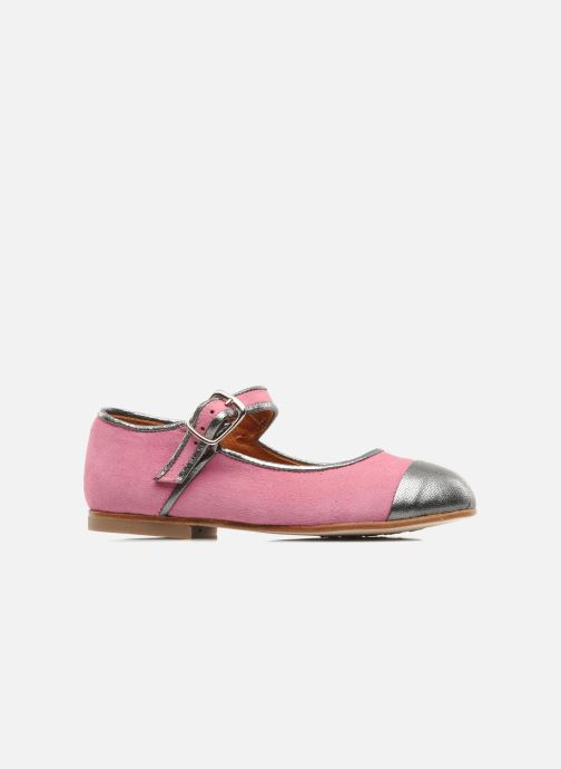 Ballet pumps Petite Maloles PETITE BORALIE Pink back view