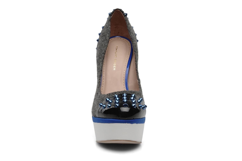 Escarpins KG By Kurt Geiger ESME Multicolore vue portées chaussures