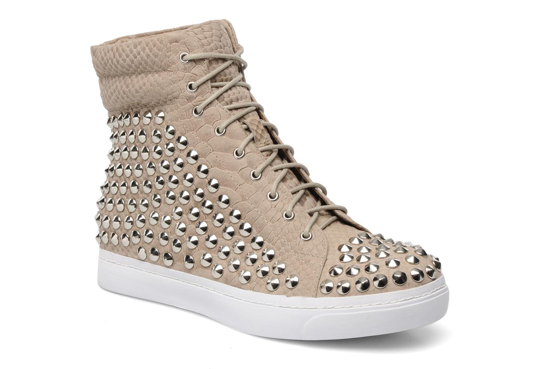 Sneakers Jeffrey Campbell Alva-Hi Beige vedi dettaglio/paio
