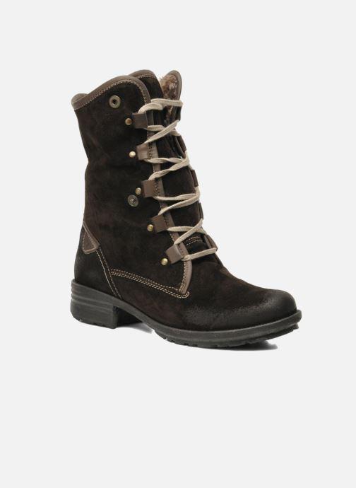 Boots en enkellaarsjes Josef Seibel Sandra 04 Bruin 3/4'