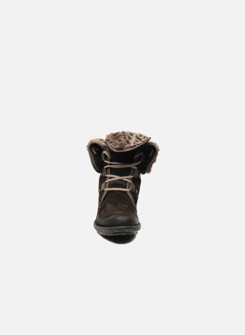 Boots en enkellaarsjes Josef Seibel Sandra 04 Bruin model