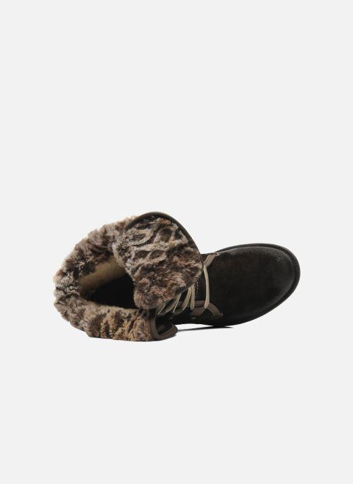Boots en enkellaarsjes Josef Seibel Sandra 04 Bruin links