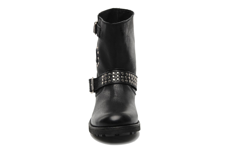 Boots en enkellaarsjes Freeman T. Porter Felicia Zwart model