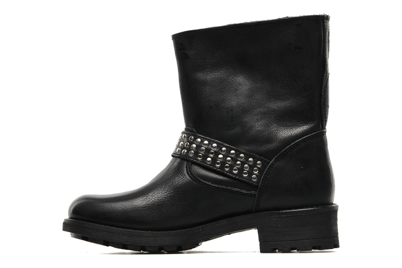 Boots en enkellaarsjes Freeman T. Porter Felicia Zwart voorkant