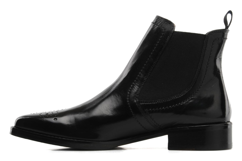 Bottines et boots Melvin & Hamilton Anna 6 Noir vue face