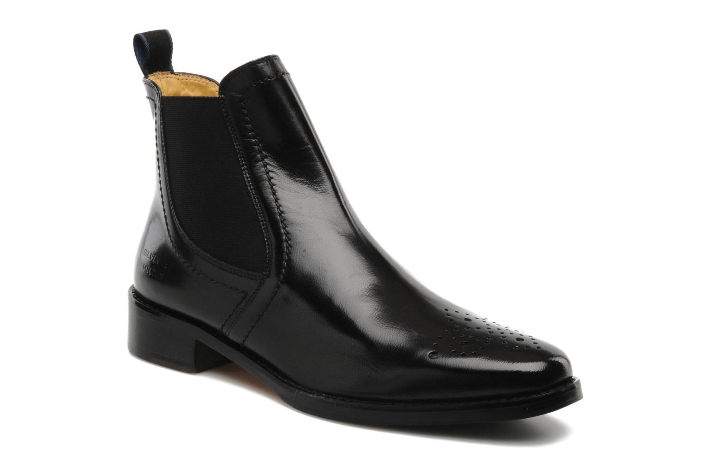 Bottines et boots Melvin & Hamilton Anna 6 Noir vue détail/paire