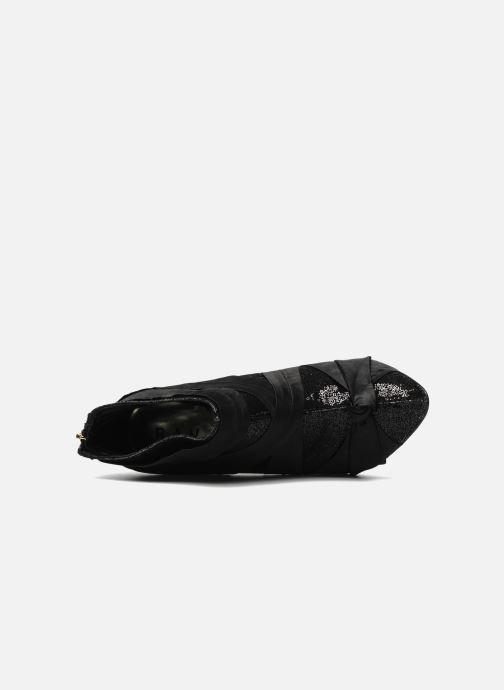 Boots en enkellaarsjes Ravel KANDY Zwart links