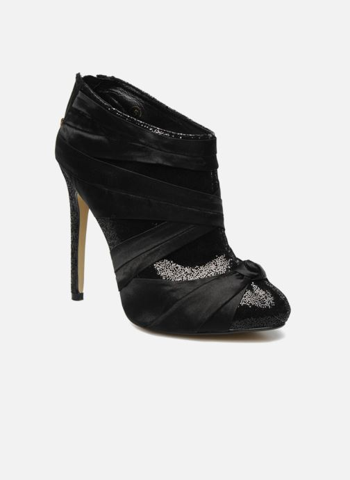 Boots en enkellaarsjes Ravel KANDY Zwart detail