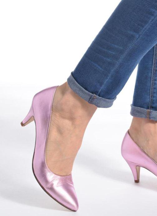 Zapatos de tacón Anna Volodia Ana Rosa vista de abajo