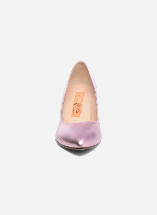 Zapatos de tacón Anna Volodia Ana Rosa vista del modelo