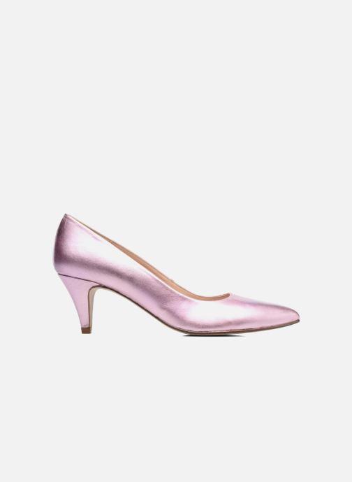 Zapatos de tacón Anna Volodia Ana Rosa vistra trasera