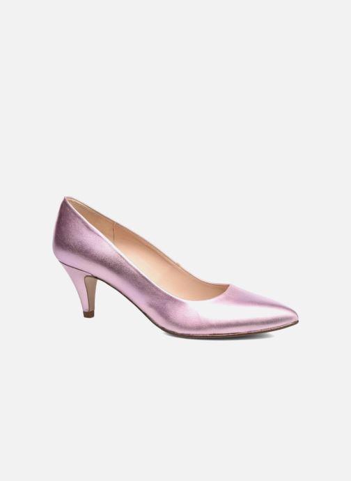 Høje hæle Anna Volodia Ana Pink detaljeret billede af skoene