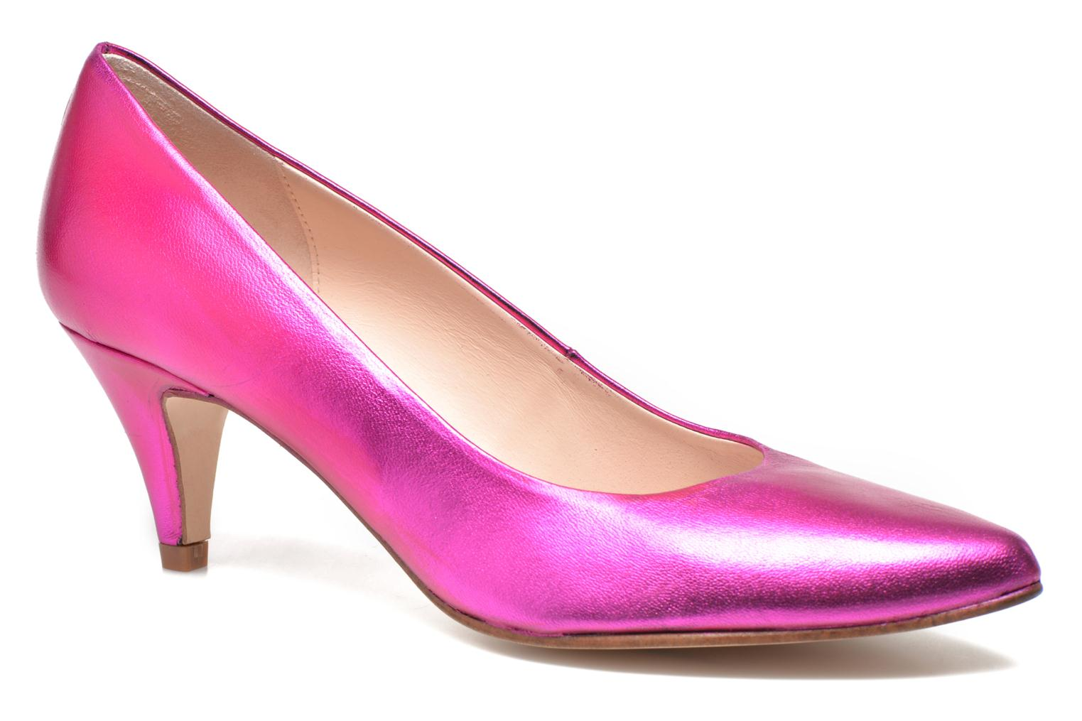 High heels Anna Volodia Ana Pink detailed view/ Pair view