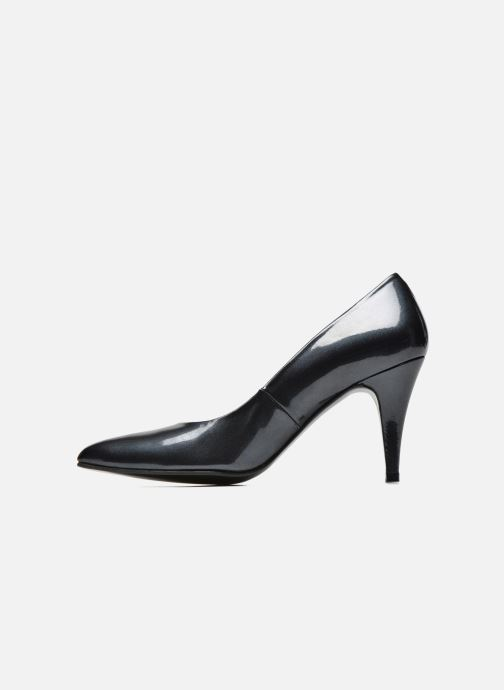 Zapatos de tacón Anna Volodia Avita Gris vista de frente